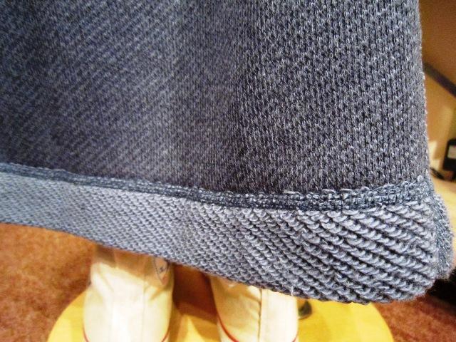 "Americana(アメリカーナ) \""DENIM RIDERS JK  &  SWEAT LONG SKIRT\""_f0191324_118820.jpg"