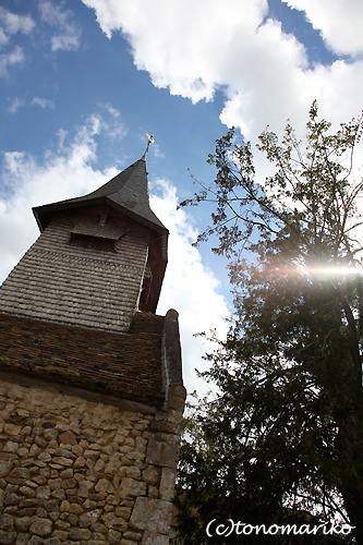 ノルマンディーの「林檎の礼拝堂」_c0024345_1942129.jpg