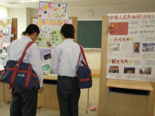野田学園展示_d0160145_5382555.jpg
