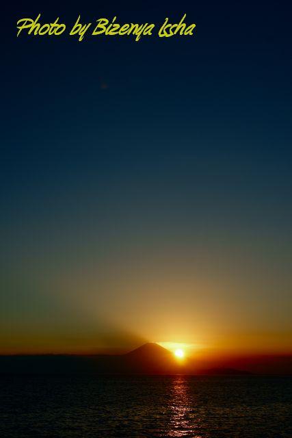 『葉山の夕暮れ』_d0086248_23574265.jpg