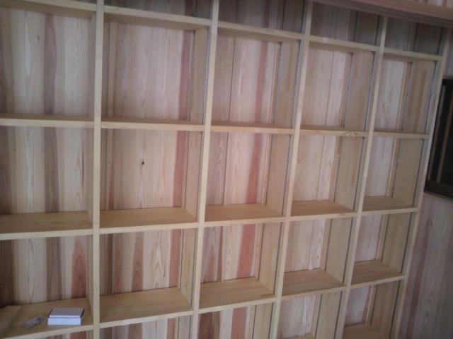 書類棚 作製_e0118649_2038360.jpg