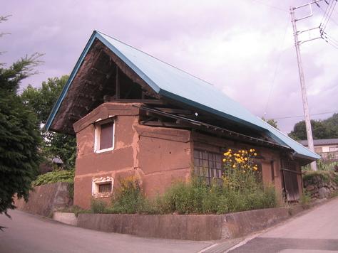 蔵の屋根_a0157159_261576.jpg