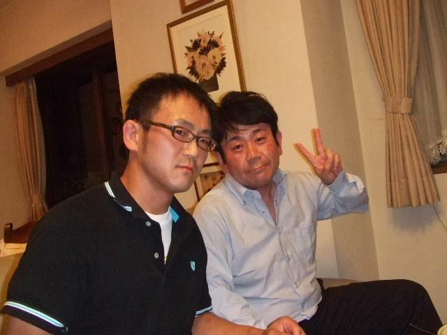 誕生日会_e0119092_953561.jpg