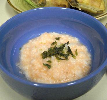 スープ餃子と春巻き...はどちらも同居人のお腹に納まりました。_c0119140_1391537.jpg