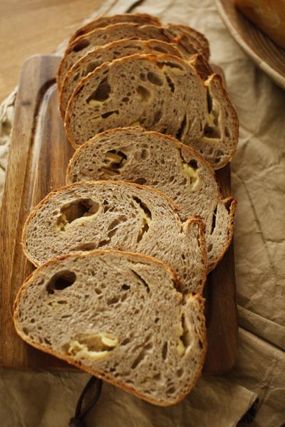 ヨシダ先生に送ったパン_f0149855_13591860.jpg