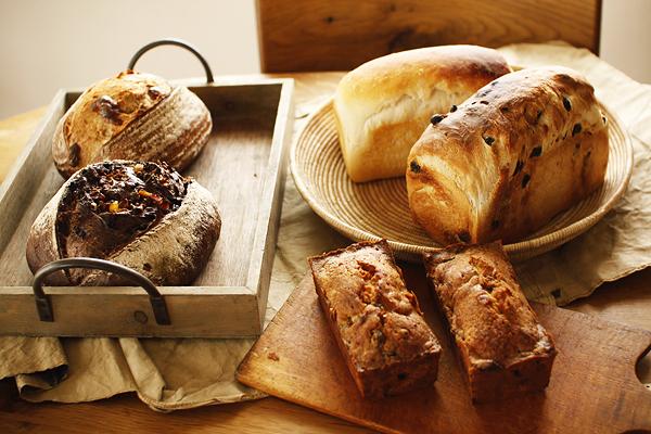 ヨシダ先生に送ったパン_f0149855_1359317.jpg