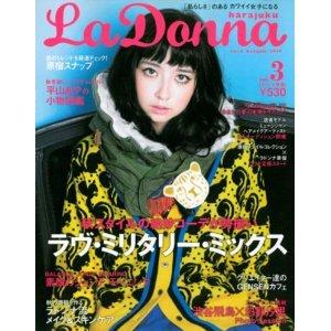 La Donna Harajuku vol.3_c0176078_1523948.jpg