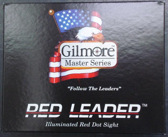 Gilmore(ギルモア)ダットサイト 有ります。¥^o^_f0131995_16322921.jpg