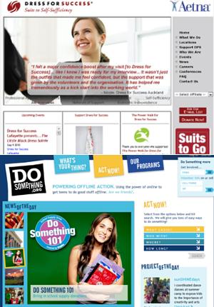 NY発のユニークなNPO、Dress for SuccessとDo Something_b0007805_94741100.jpg