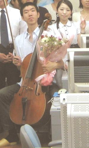 チェロの演奏会_c0200506_1545387.jpg
