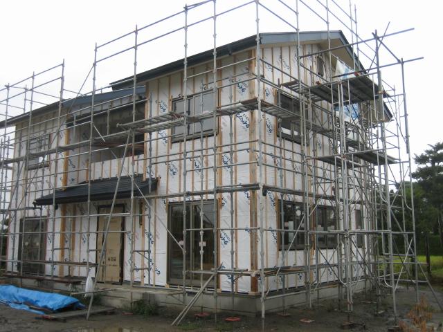 A邸新築工事進行状況_c0218716_18205839.jpg