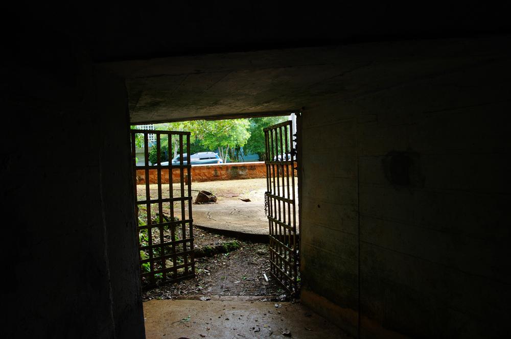 2010年夏のグアム旅行(2) 2日目の①~アプガン砦、ラッテストーン公園~_c0223825_0181093.jpg