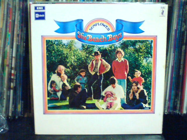 Sunflower / The Beach Boys_c0104445_2041191.jpg
