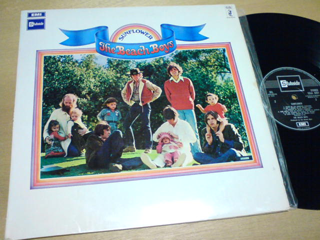 Sunflower / The Beach Boys_c0104445_2042970.jpg