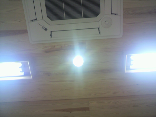 照明設置_e0118649_20525196.jpg