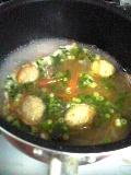 ぷるぷるスープ。_f0098671_1373056.jpg