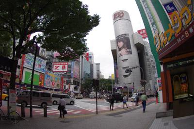 9月10日(金)今日の渋谷109前交差点_b0056983_1110537.jpg