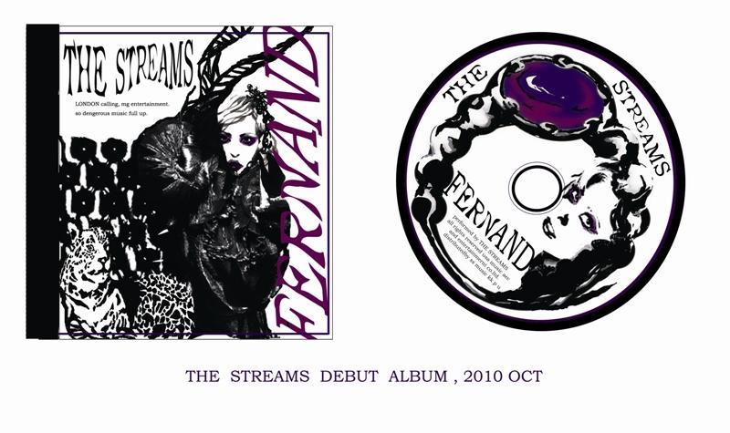 THE STREAMSのCDジャケット描きました!_f0228652_1435629.jpg
