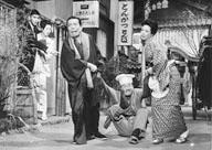 最近劇場で観た映画『喜劇とんかつ一代』『縞の背広の親分衆』_e0051760_21135344.jpg