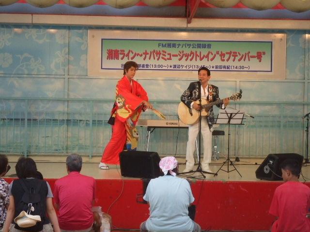 今日の平塚ライブの写真です。_e0119092_19231334.jpg
