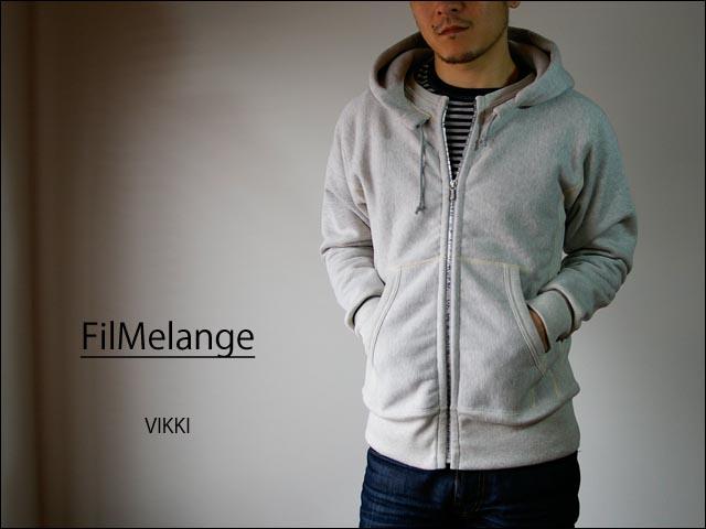 FilMelange [フィルメランジェ] VIKKI 後付けパーカ _f0051306_143348.jpg