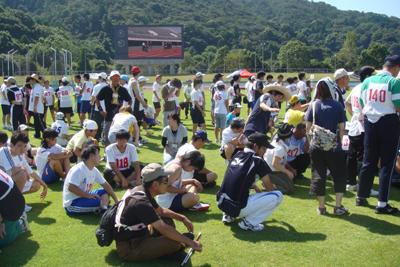 9/11第13回三重県障がい者スポーツ大会に参加しました!_a0154110_9254643.jpg