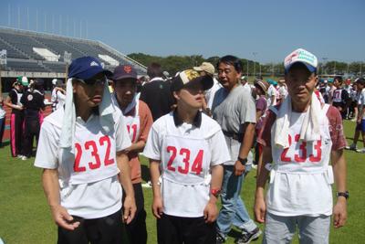 9/11第13回三重県障がい者スポーツ大会に参加しました!_a0154110_9255477.jpg