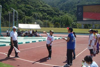 9/11第13回三重県障がい者スポーツ大会に参加しました!_a0154110_92608.jpg