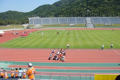9/11第13回三重県障がい者スポーツ大会に参加しました!_a0154110_9261457.jpg