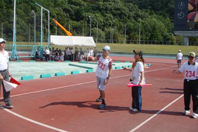9/11第13回三重県障がい者スポーツ大会に参加しました!_a0154110_9262183.jpg