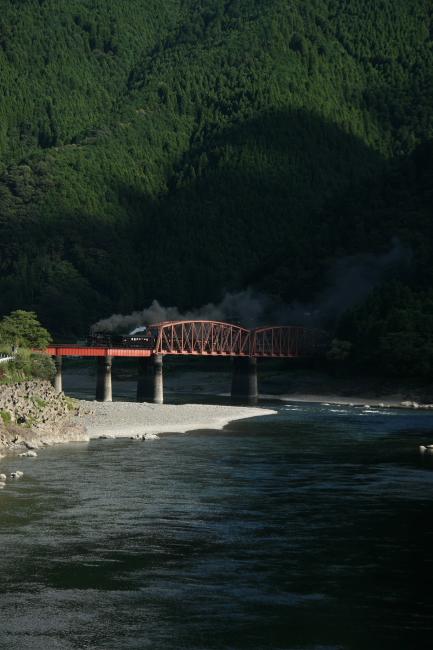 2010年肥薩線(1)-第一鉄橋の夕陽-_b0190710_23501830.jpg
