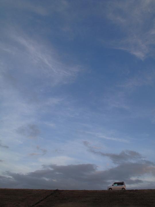 そら~夏の終わり~_e0169421_919451.jpg