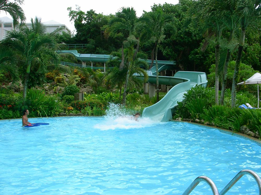 2010年夏のグアム旅行(5) ~ Resort Hotel ① HOTEL NIKKO GUAM~_c0223825_1913551.jpg