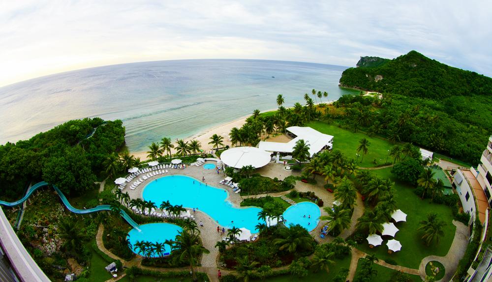 2010年夏のグアム旅行(5) ~ Resort Hotel ① HOTEL NIKKO GUAM~_c0223825_19254511.jpg