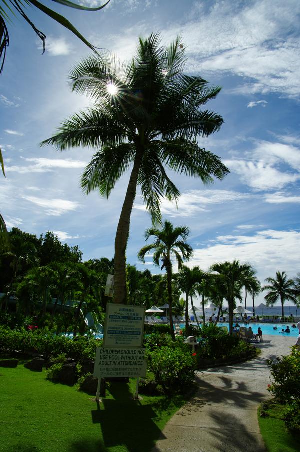 2010年夏のグアム旅行(5) ~ Resort Hotel ① HOTEL NIKKO GUAM~_c0223825_1932714.jpg