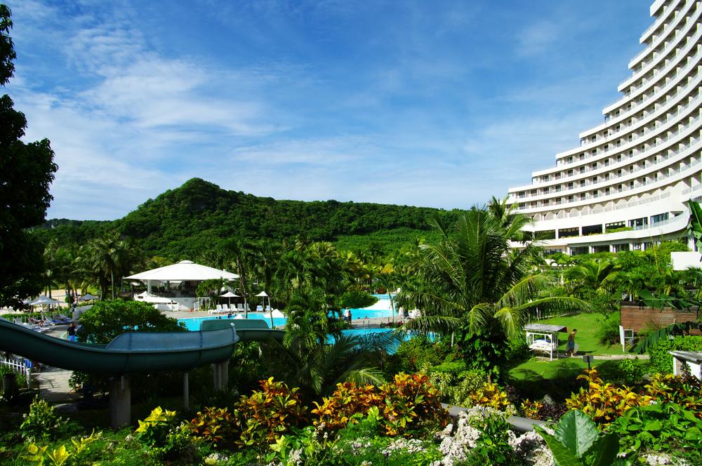 2010年夏のグアム旅行(5) ~ Resort Hotel ① HOTEL NIKKO GUAM~_c0223825_195822.jpg