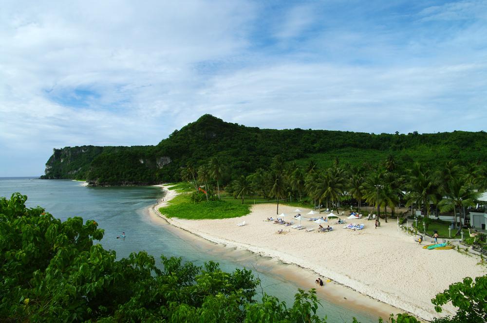 2010年夏のグアム旅行(5) ~ Resort Hotel ① HOTEL NIKKO GUAM~_c0223825_198241.jpg