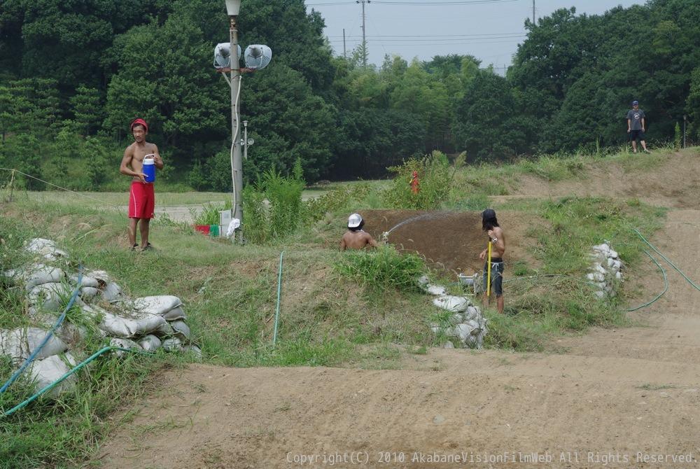 9月12日JOSF緑山BMXコース開放日の風景VOL1_b0065730_2334267.jpg