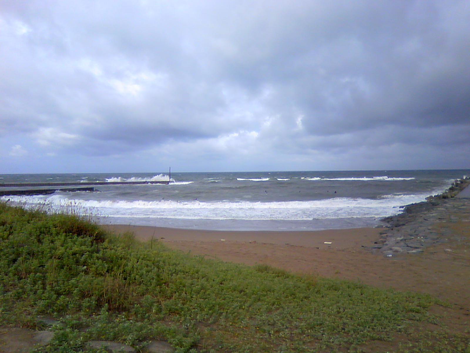 海9月12日(日)_b0112351_8374544.jpg