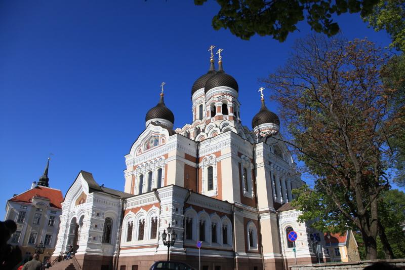 エストニアの首都タリンの旧市街をお散歩_c0187779_2304289.jpg