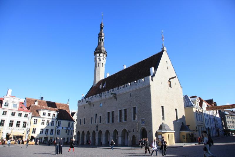 エストニアの首都タリンの旧市街をお散歩_c0187779_4165068.jpg