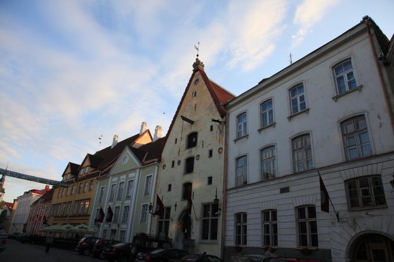 エストニアの首都タリンの旧市街をお散歩_c0187779_4371897.jpg