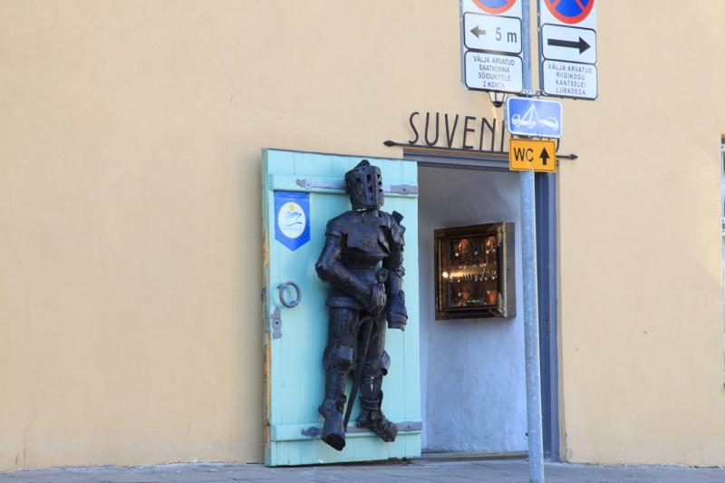エストニアの首都タリンの旧市街をお散歩_c0187779_454957.jpg