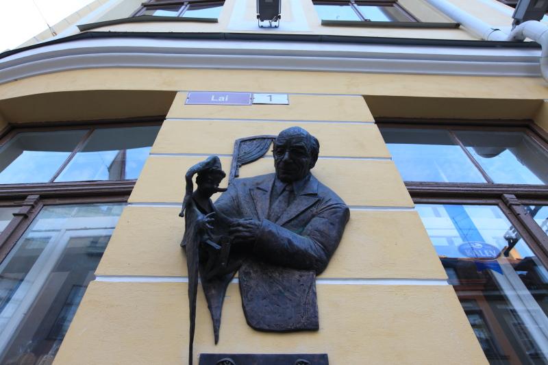 エストニアの首都タリンの旧市街をお散歩_c0187779_4564736.jpg