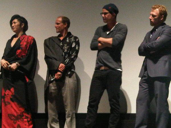 トロント映画祭BUNRAKU