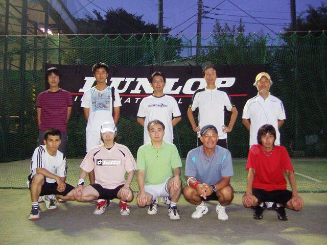 9月12日(日) ビギナーズ男子ダブルス_b0158200_10103539.jpg