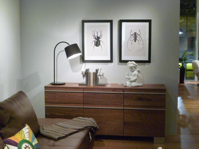 Bo concept(デンマークの家具)とリヤドロ(スペインの陶器)_a0116902_22352459.jpg