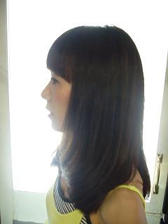 重めな前髪!_a0123703_1644952.jpg