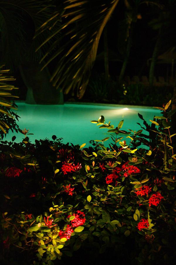 2010年夏のグアム旅行(6) ~ Resort Hotel ② 魅惑のサンセット~_c0223825_23124114.jpg