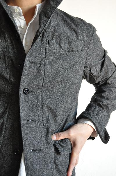 GARMENT REPRODUCTION OF WORKERS French Work Jacket Modified